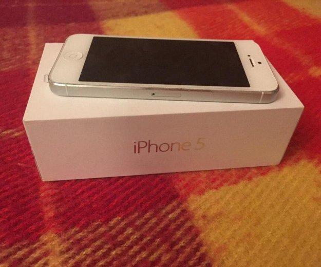 Iphone 5 (16 gb). Фото 2. Москва.