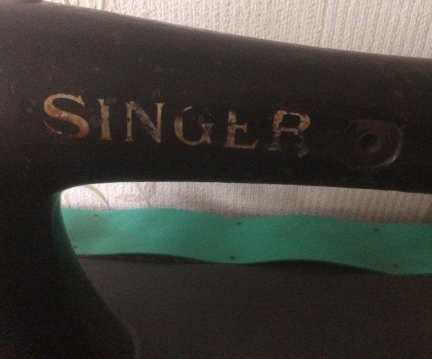 Швейная машинка зингер. Фото 3. Саратов.