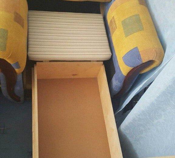 Кресло. Фото 1. Шлиссельбург.