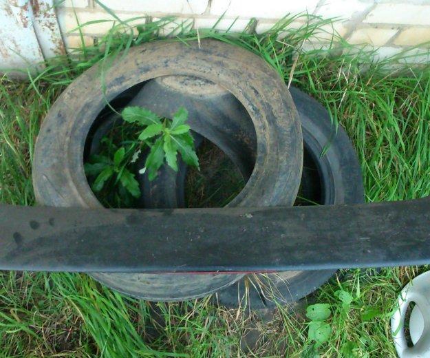 Спойлер на крышу ваз. Фото 2. Фрязино.