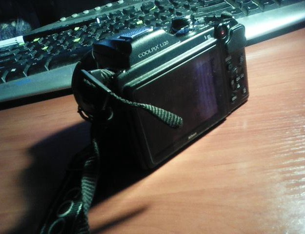 Продам фотоаппарат nikon l120. Фото 3. Санкт-Петербург.
