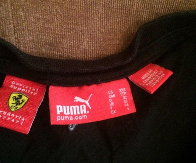 Женская футболка puma. Фото 4. Белгород.