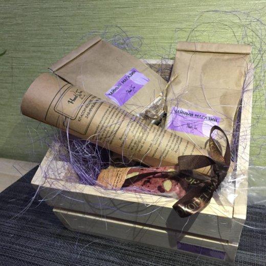 Подарок чайный. Фото 2. Москва.