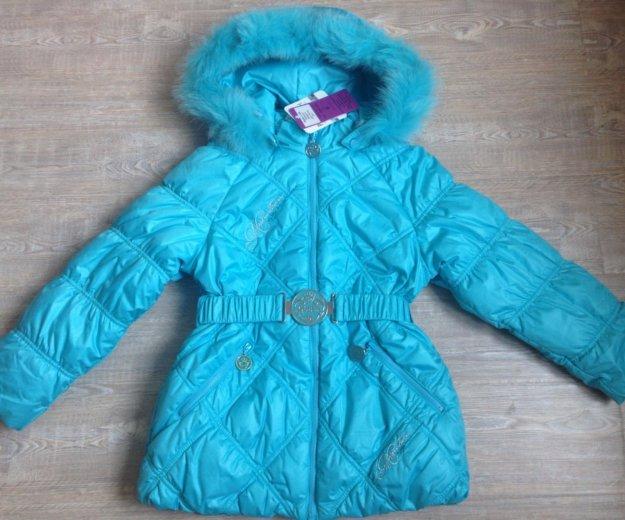Красивая зимняя куртка. Фото 1. Красноярск.