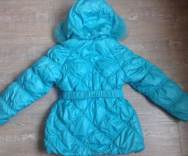 Красивая зимняя куртка. Фото 2. Красноярск.