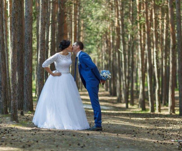 Свадебное платье. Фото 2. Барнаул.