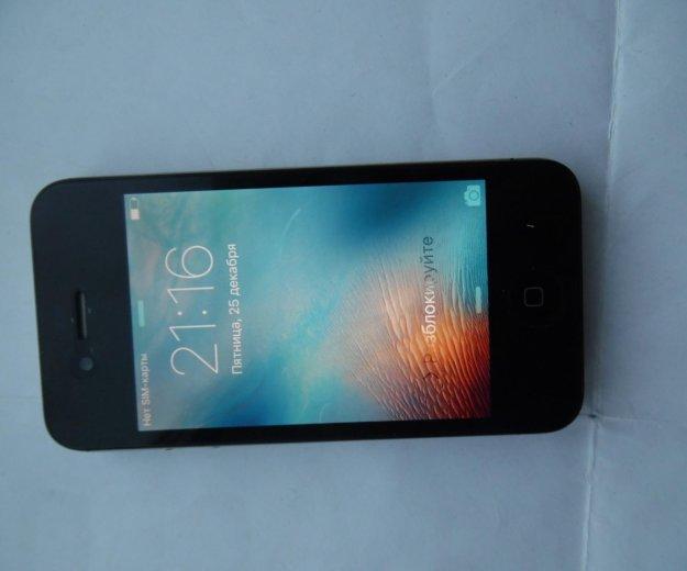 Iphone 4s 32 гб новый. Фото 2. Краснодар.