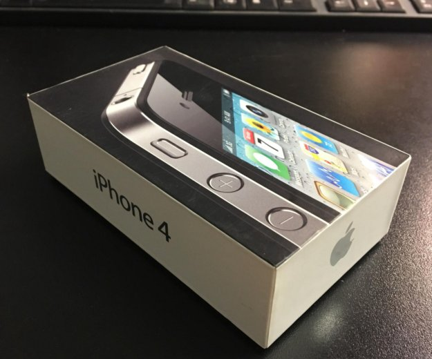 Iphone 4  32gb. Фото 1. Сургут.