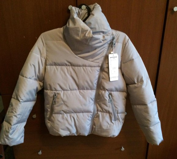 Куртка осень зима новая р.42-44. Фото 1. Зеленоград.
