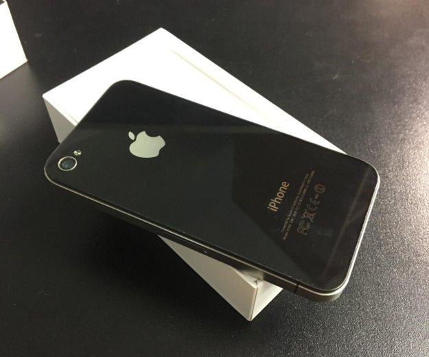 Iphone 4  32gb. Фото 3. Сургут.