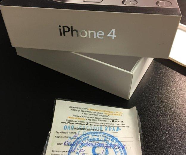 Iphone 4  32gb. Фото 4. Сургут.