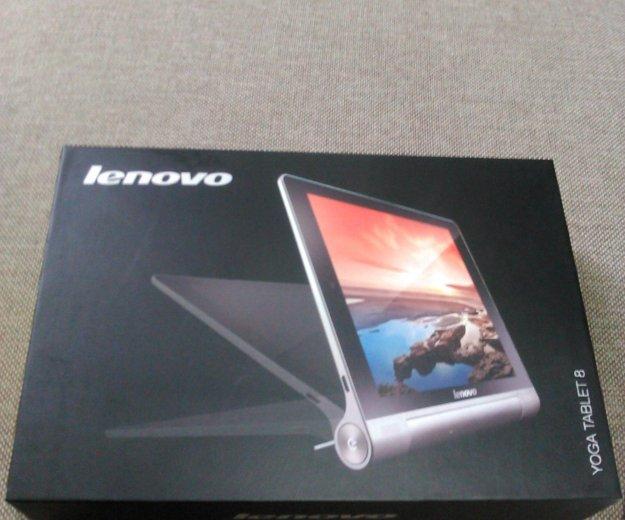 Планшет lenovo yoga tablet 8 16gb 3g. Фото 1. Видное.