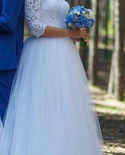 Свадебное платье. Фото 3. Барнаул.