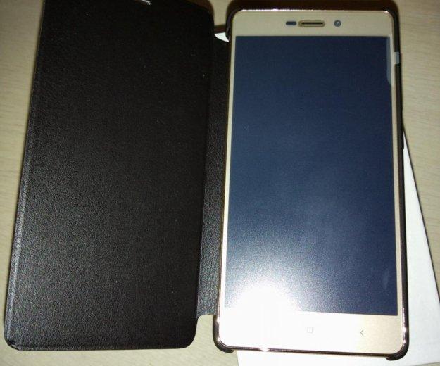 Xiaomi redmi 3 pro (новый) + чехол. Фото 3. Краснодар.