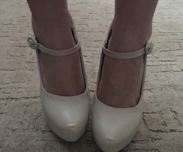 Новые туфли. Фото 1. Тюмень.