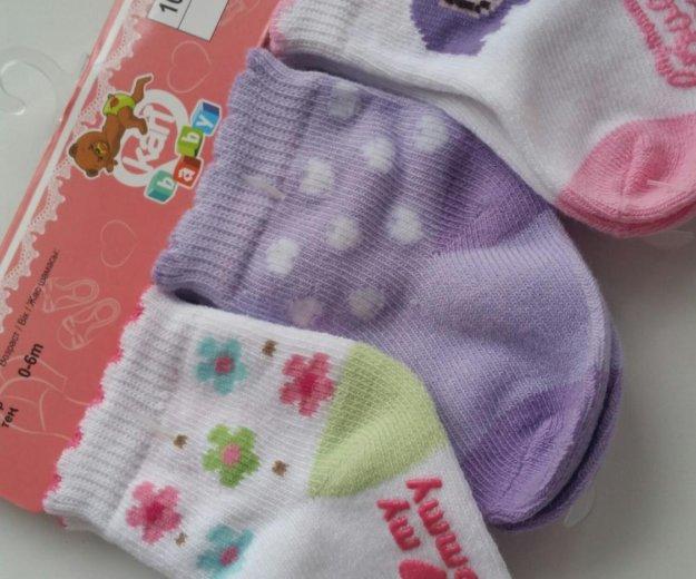 Носочки для девочки. Фото 2. Химки.