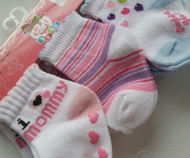 Носочки для девочки. Фото 3. Химки.