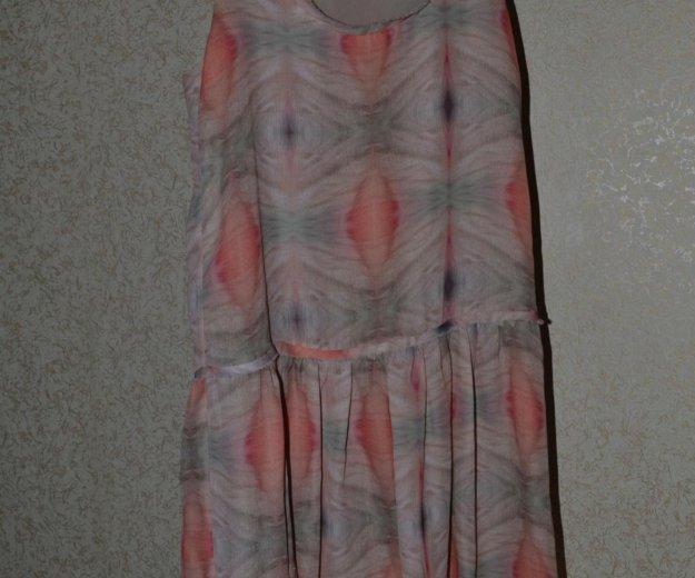Шифоновое платье mango. Фото 1. Санкт-Петербург.