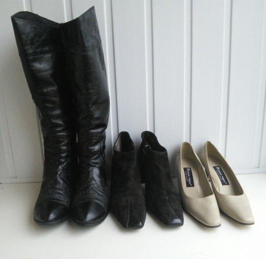 Обувь нат.кожа 37 р-р. Фото 1. Волгоград.