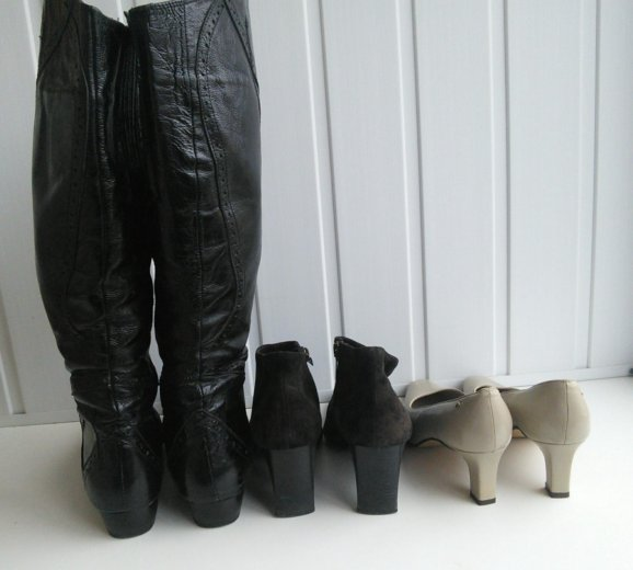 Обувь нат.кожа 37 р-р. Фото 2. Волгоград.