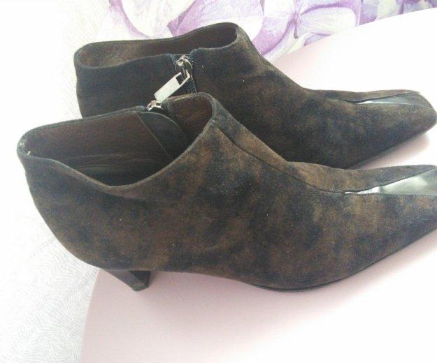 Обувь нат.кожа 37 р-р. Фото 3. Волгоград.