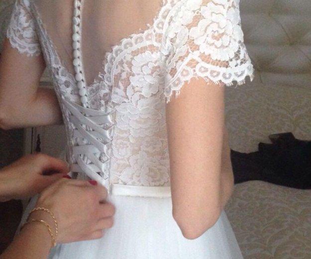 Свадебное платье. Фото 1. Коммунарка.