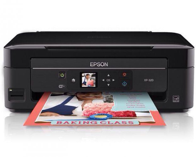 Мфу epson expression home xp-320. Фото 1. Ростов-на-Дону.
