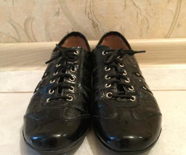 Туфли , натуральная кожа, лак. Фото 2. Новоуральск.