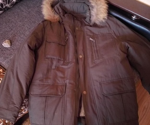 Мужская куртка осень-зима. Фото 1. Новосибирск.