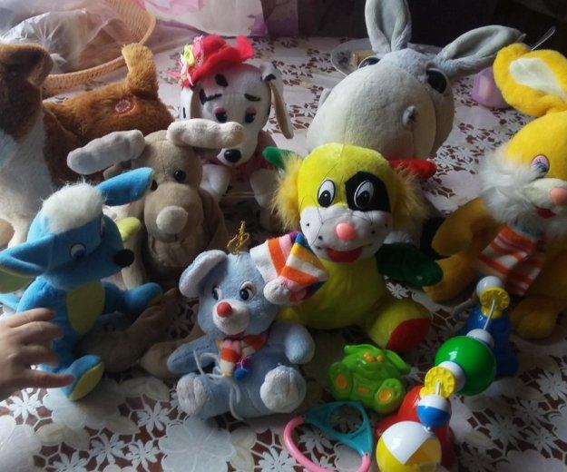 Пакет мягких  игрушек. Фото 3. Красногорск.