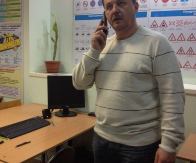 Автошкола,автоинструктор акпп. Фото 2. Москва.