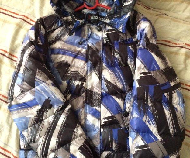 Продаётся куртка. Фото 1. Развилка.