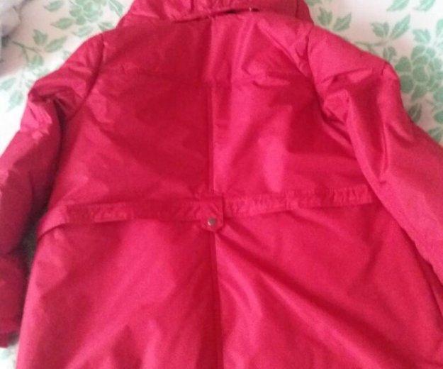 Куртка парка зимняя 54-56. Фото 2.