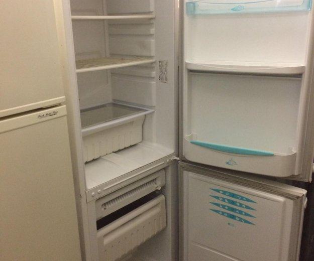 Холодильник бу стинол (трещина на ручке). Фото 3. Санкт-Петербург.
