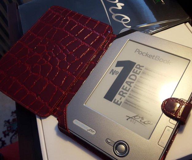 Pocketbook pro 612 электронная книга сост.идеально. Фото 1. Санкт-Петербург.