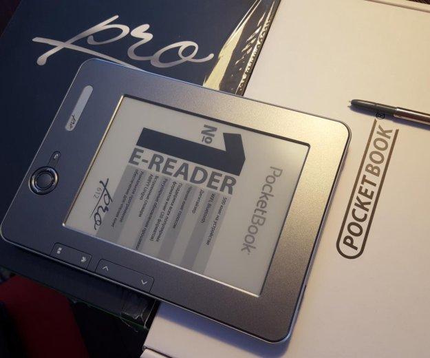Pocketbook pro 612 электронная книга сост.идеально. Фото 2. Санкт-Петербург.