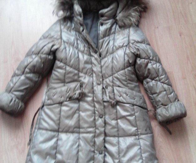 Зимнее пальто. Фото 1. Домодедово.
