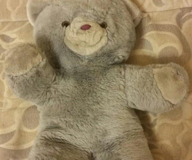 Плюшевый медведь. Фото 2. Находка.