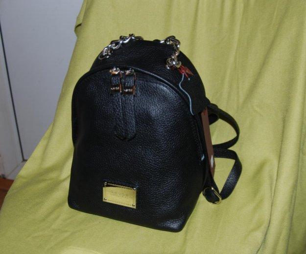 Рюкзак gaude из натуральной кожи оригинал новый. Фото 1. Москва.