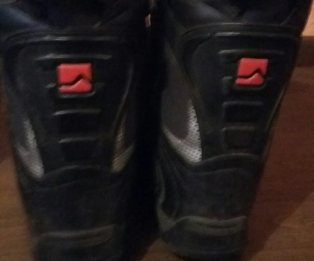 Сноуборд+ботинки. Фото 2. Иркутск.