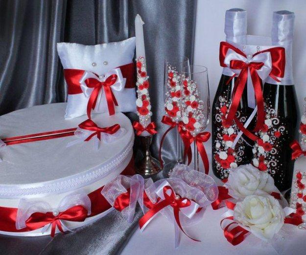 Свадебные наборы ручной работы. Фото 1. Белгород.