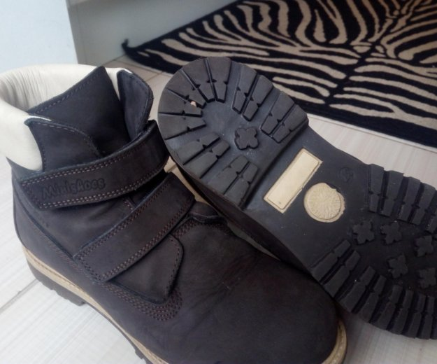 Ботинки зимние. Фото 2. Коммунарка.
