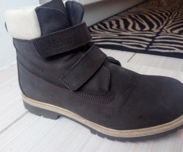 Ботинки зимние. Фото 3. Коммунарка.