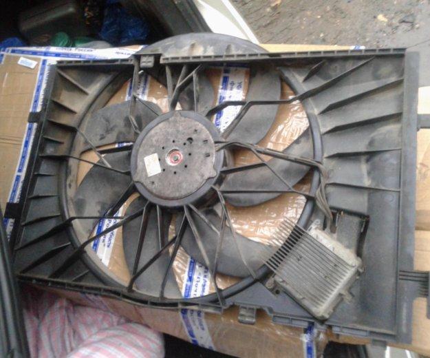 Продам вентилятор к мерседес w203 2.0k 600в. Фото 1. Ново-Талицы.