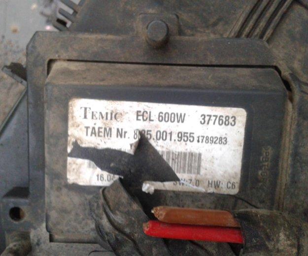 Продам вентилятор к мерседес w203 2.0k 600в. Фото 4. Ново-Талицы.