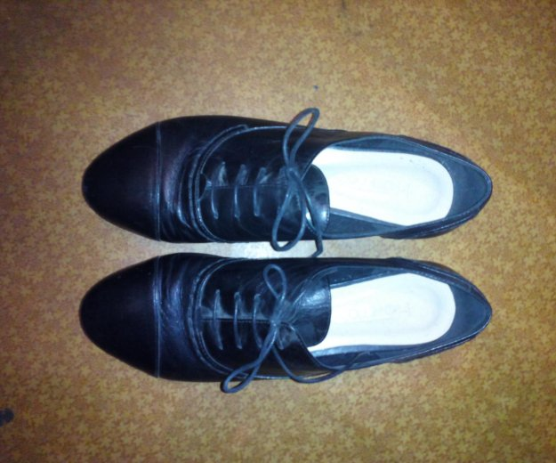 Кожаные ботиночки. Фото 2.