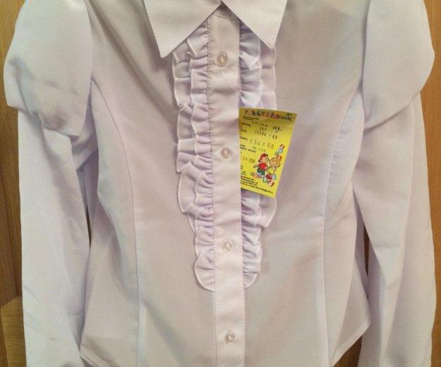 Новые блузочки в школу. Фото 2. Камышлов.
