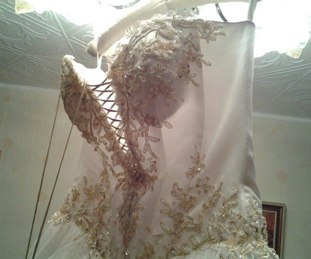 Платье свадебное. Фото 1. Северск.