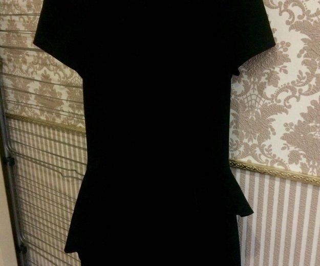 Чёрное платье. Фото 1. Пермь.