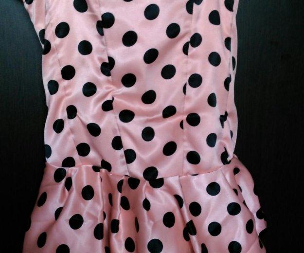 Платье на 5-6 лет. Фото 2. Новосибирск.